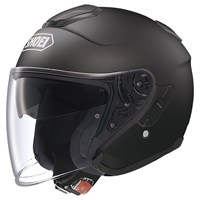 Shoei J-Cruise helmet in matt black