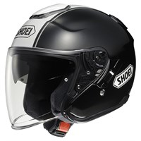 Shoei J-Cruise Corso TC5 helmet in black