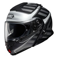 Shoei Neotec 2 Splicer TC5 helmet in grey