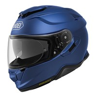 Shoei GT Air 2 Plain helmet in matt blue