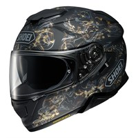 Shoei GT Air 2 Conjure TC6 helmet in black