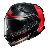 Shoei GT Air 2 Crossbar TC1 helmet in black / red