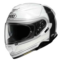 Shoei GT Air 2 Crossbar TC6 helmet in white / black