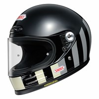 Shoei Glamster Resurrection TC2 helmet in black & grey