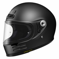 Shoei Glamster helmet in matt black