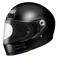 Shoei Glamster helmet in black
