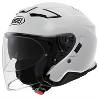 Shoei J-Cruise 2 helmet in white