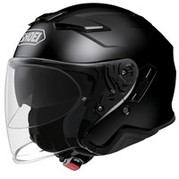 Shoei J-Cruise 2 helmet in black