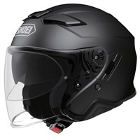 Shoei J-Cruise 2 helmet in matt black