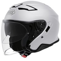 Shoei J-Cruise 2 helmet in matt light silver (special order)