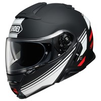 Shoei Neotec 2 Separator TC5 helmet in black / white