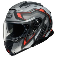 Shoei Neotec 2 Respect TC5 helmet in grey