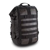 SW-Motech Tail Bag 17.5L in black / brown