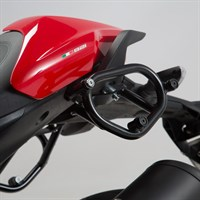 Ducati Monster SW-Motech left hand bracket