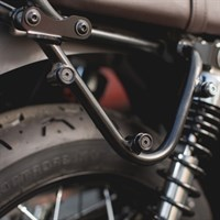 Triumph Bonneville T120 SW-Motech bracket RIGHT