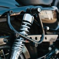 Harley Davidson Sportster SW-Motech bracket RIGHT