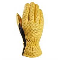 Spidi Summer Road gloves in yellow