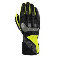 Spidi Rainshield gloves in black / yellow