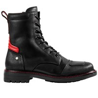 Spidi X Goodwood boots in black / red