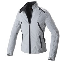 Spidi Ellabike ladies jacket in grey
