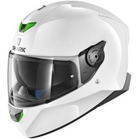 Shark Skwal 2 Blank helmet in white