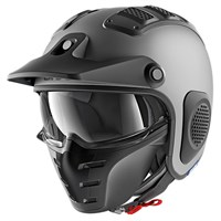Shark X-Drak Blank helmet in matt anthracite