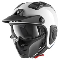 Shark X-Drak Blank helmet in white