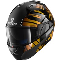 Shark Evo-One 2 Lithion Dual helmet in orange