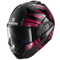 Shark Evo-One 2 Lithion Dual helmet in pink