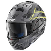 Shark Evo-One 2 Skuld helmet in grey