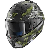 Shark Evo-One 2 Skuld helmet in green