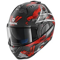 Shark Evo-One 2 Skuld helmet in red