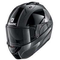 Shark Evo ES ENDLESS AKA helmet in black
