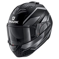 Shark Evo ES YARI MAT KAA helmet in black