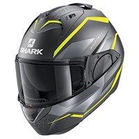 Shark Evo ES YARI MAT AYS helmet in grey