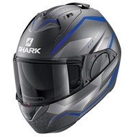 Shark Evo ES YARI MAT ABS helmet in grey