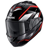 Shark Evo ES YARI MAT ABS helmet in black
