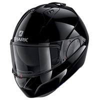 Shark Evo ES YARI MAT WHU helmet in black