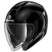 Shark Citycruiser helmet in gloss black