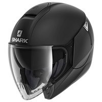 Shark Citycruiser helmet in matt black