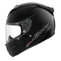 Shark Race-R Pro Blank Black Helmet