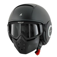 Shark Streetfighter Drak Black Helmet