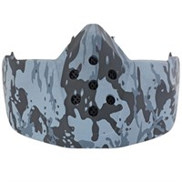 Shark Streetfighter Raw Camo Mask
