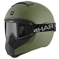 Shark Vancore Green Helmet