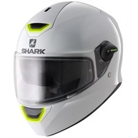 Shark Skwal White Helmet