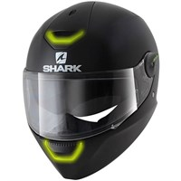 Shark Skwal helmet in matt black