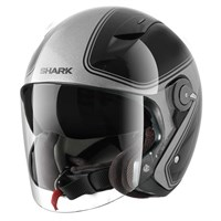 Shark RSJ Sassy helmet in grey