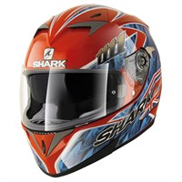 Shark Speed-R Foggy 20th Red Helmet
