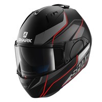 Shark Evo-One Krono helmet in black / grey