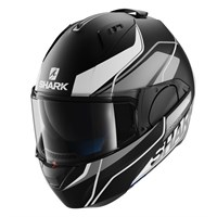 Shark Evo-One Krono helmet in black / white